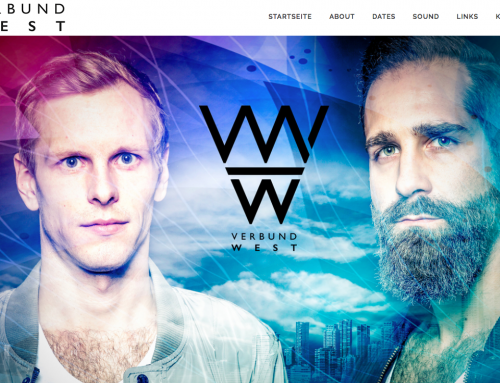 Neue Homepage ist Online – verbundwest.de