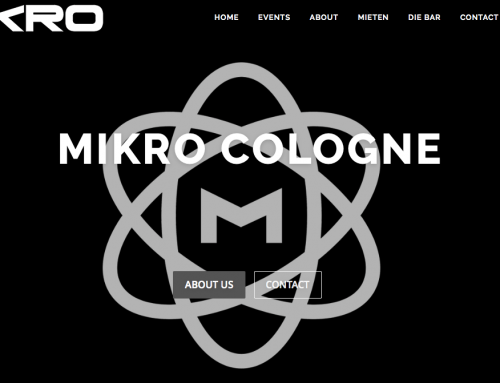 Homepage – Mikro Bar & Klub Köln
