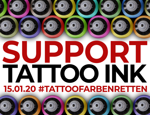 Petition – Tattoofarben retten